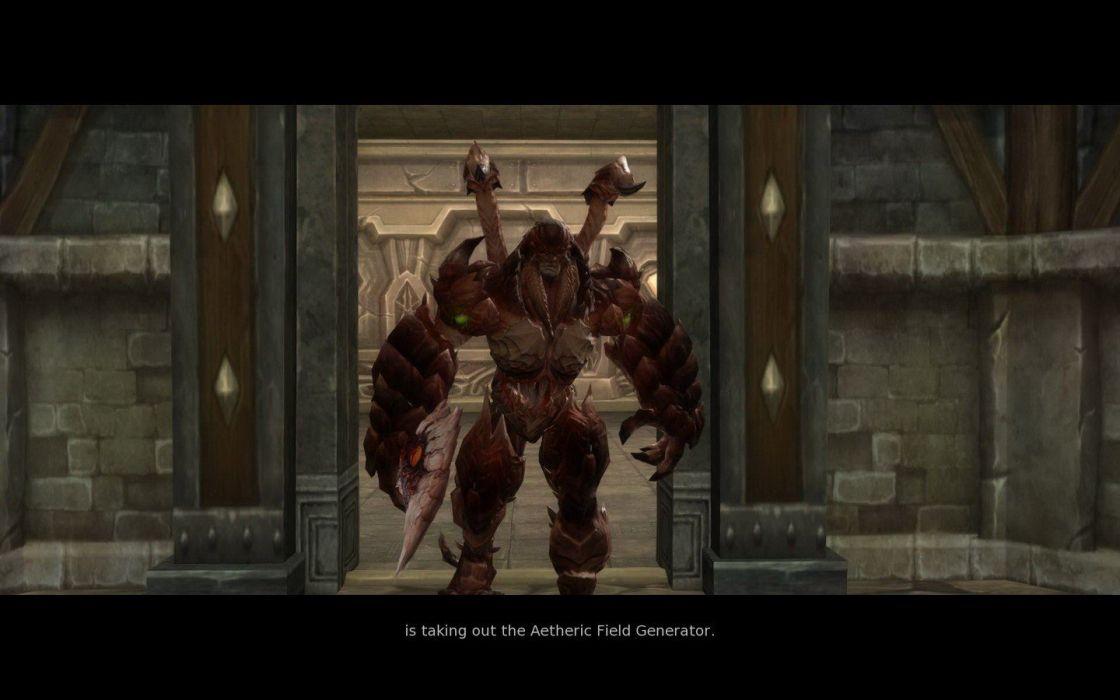 video games Aion MMORPG online games wallpaper