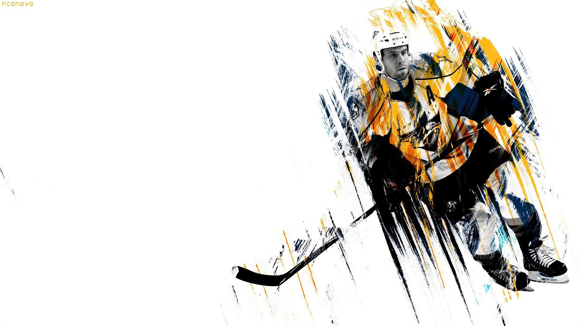 NASHVILLE PREDATORS Nhl Hockey 53 Wallpaper
