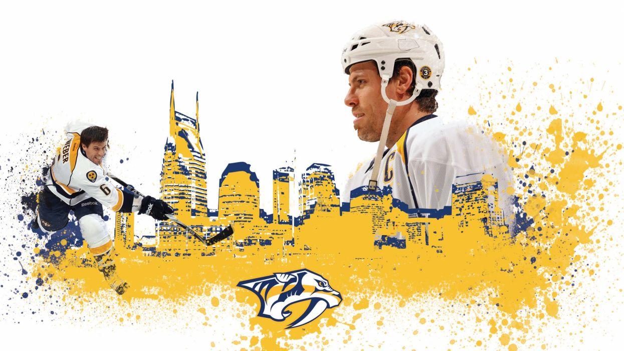 NASHVILLE PREDATORS nhl hockey (44) wallpaper