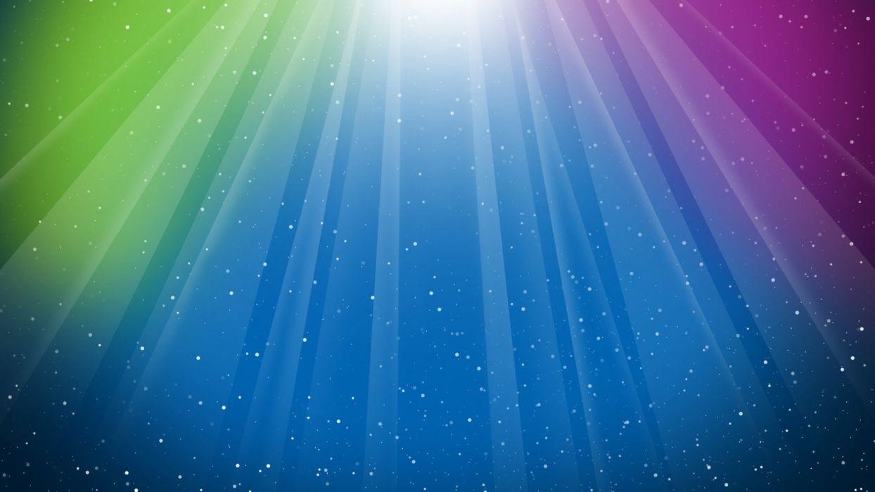multicolor sunlight wallpaper