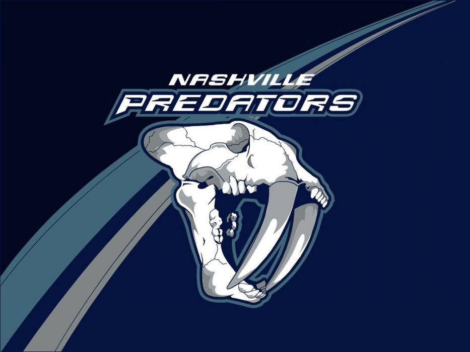 NASHVILLE PREDATORS nhl hockey (62) wallpaper