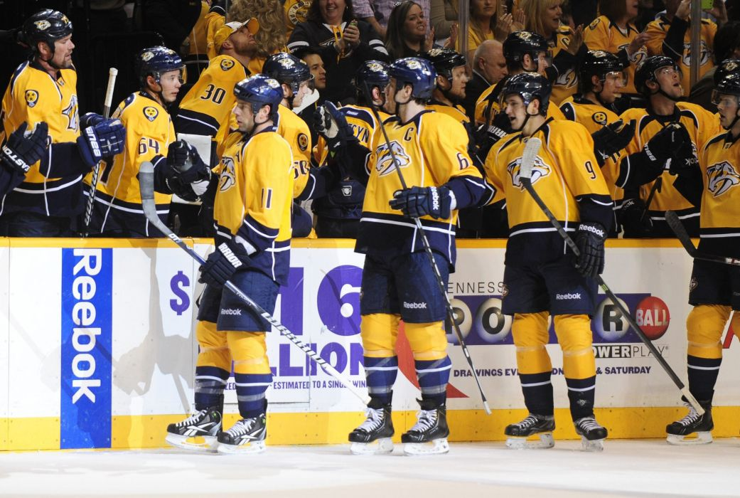 NASHVILLE PREDATORS nhl hockey (87) wallpaper