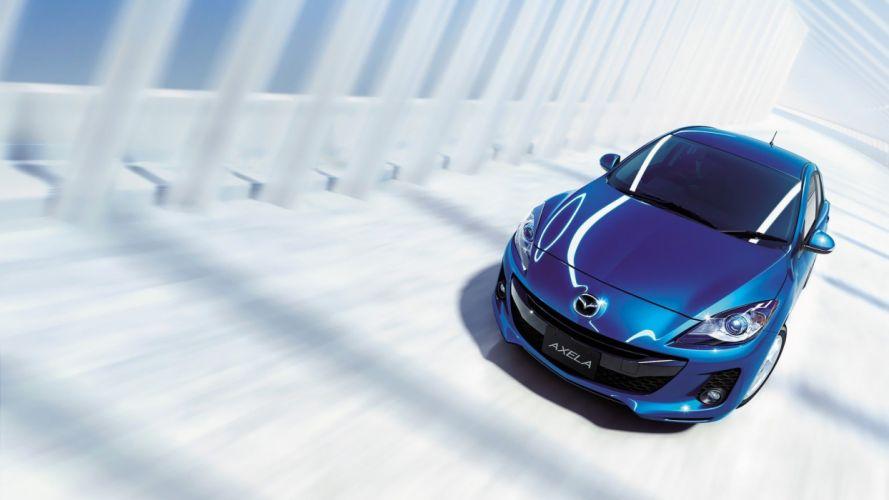cars Mazda mazda3 wallpaper