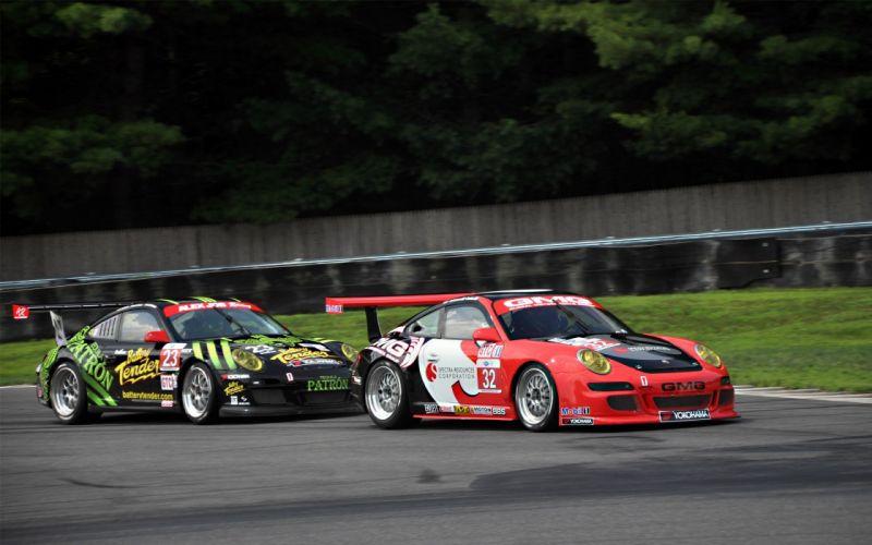 Porsche cars vehicles racing wallpaper