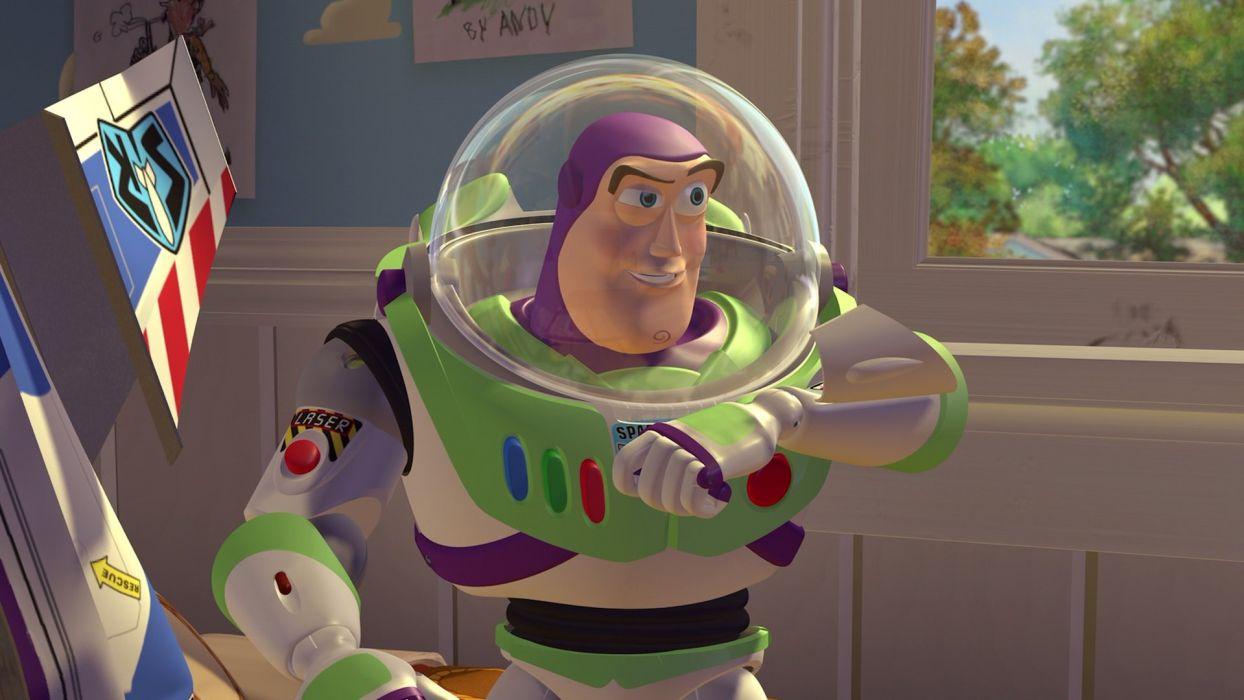 Pixar Movies Toy Story Buzz Lightyear Wallpaper 1920x1080