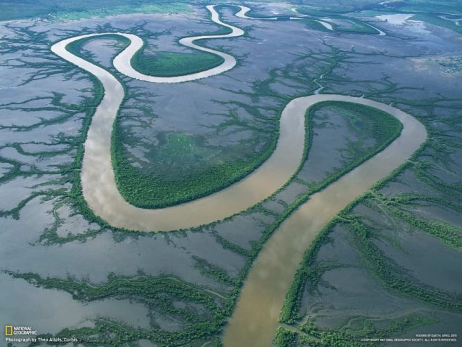 landscapes National Geographic rivers wallpaper
