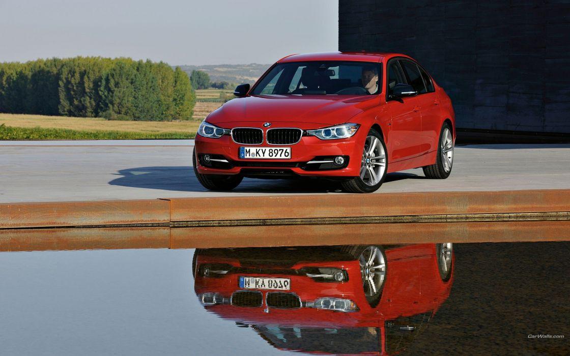 cars line BMW 3 Series wallpaper