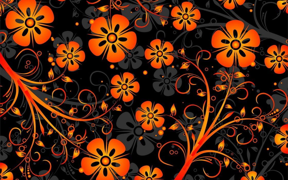 textures floral texture wallpaper
