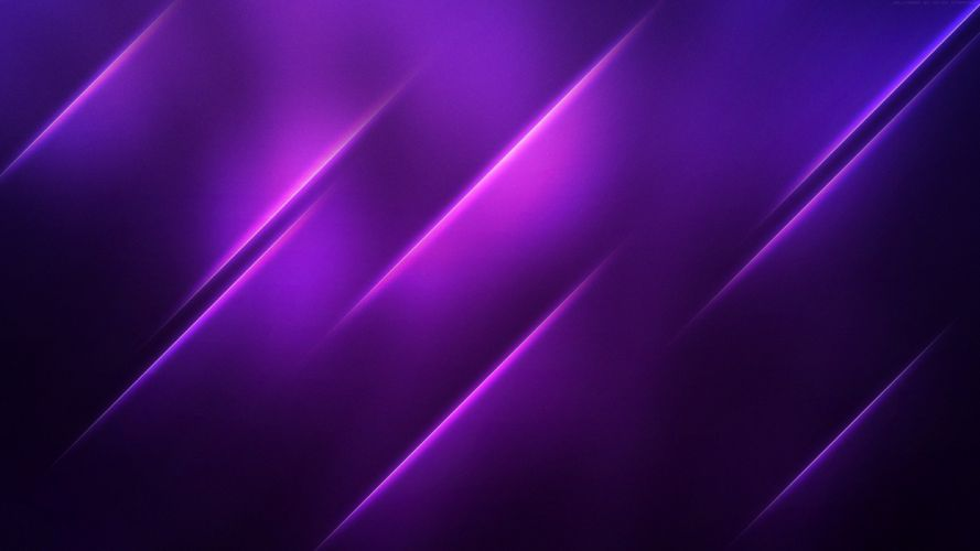 abstract minimalistic violet lines wallpaper