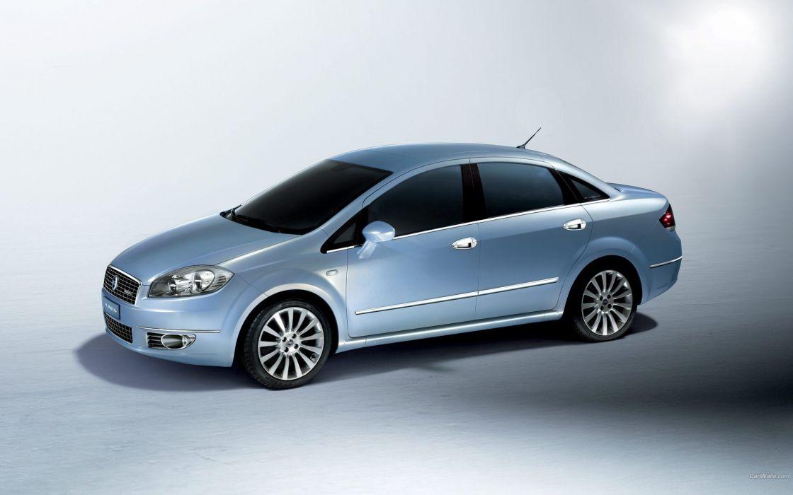 cars Fiat vehicles automotive Fiat Linea wallpaper
