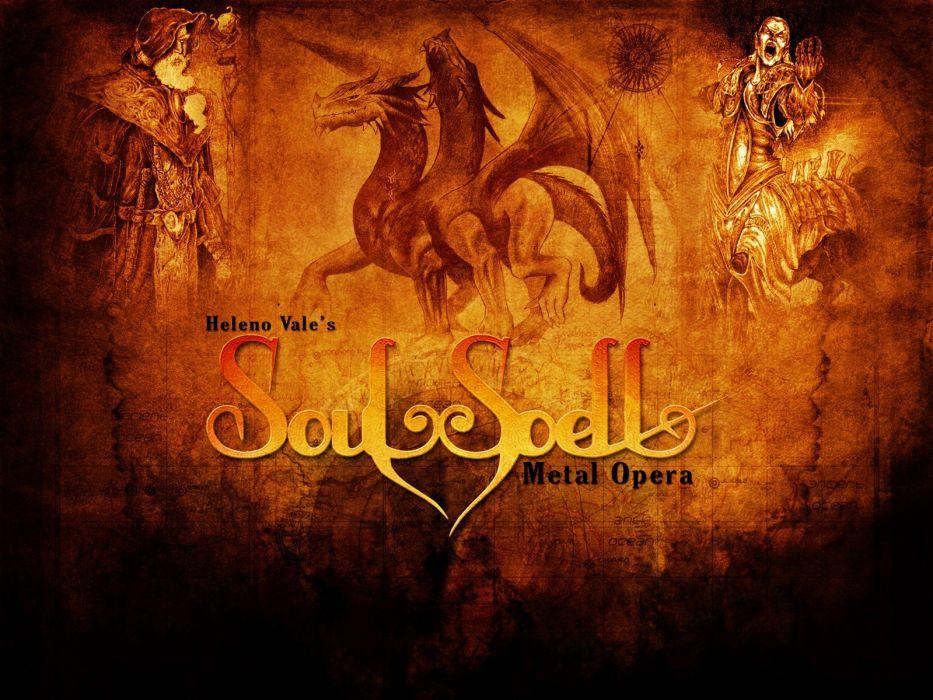 soulspell wallpaper