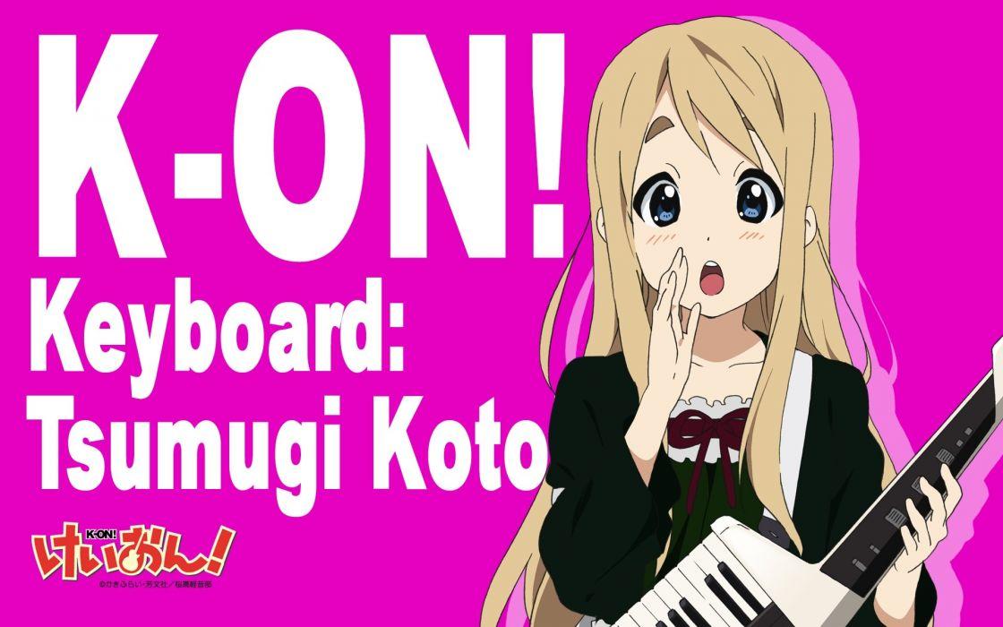 K-ON! Kotobuki Tsumugi wallpaper