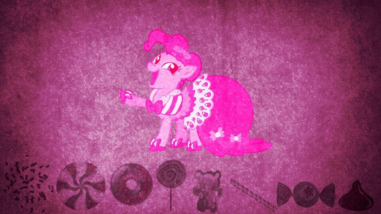 grunge My Little Pony Pinkie Pie wallpaper