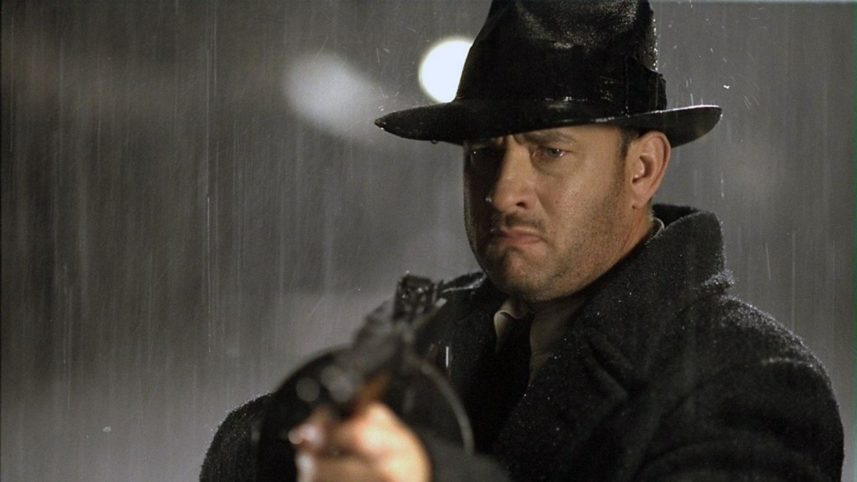 movies Road to Perdition Tom Hanks wallpaper