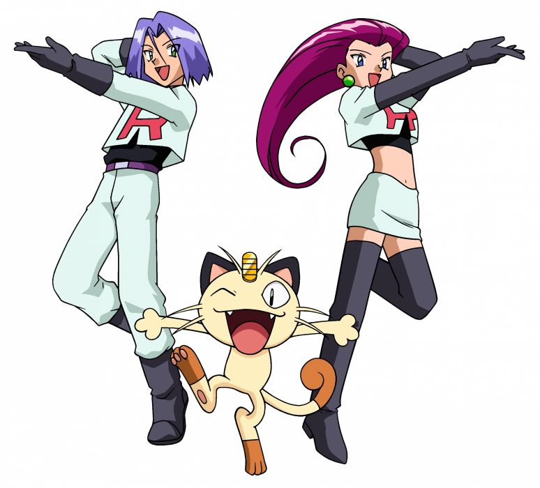 Pokemon Team Rocket Jessie wallpaper