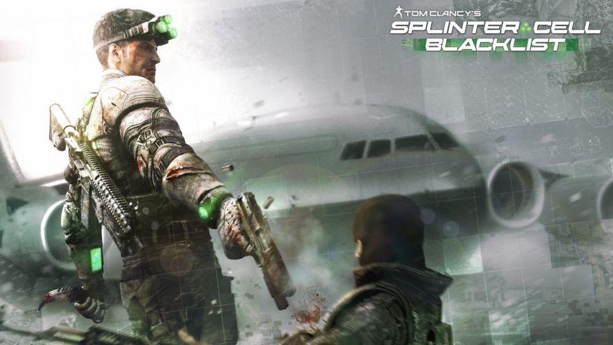 Splinter Cell Splinter Cell Blacklist wallpaper