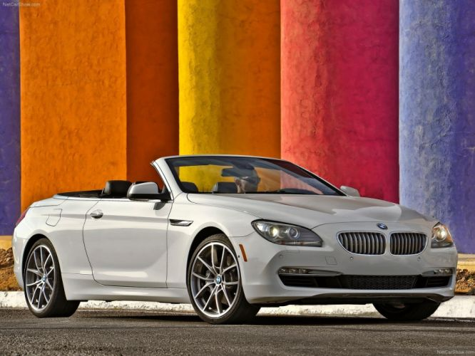 BMW cars convertible BMW 650i Convertible wallpaper