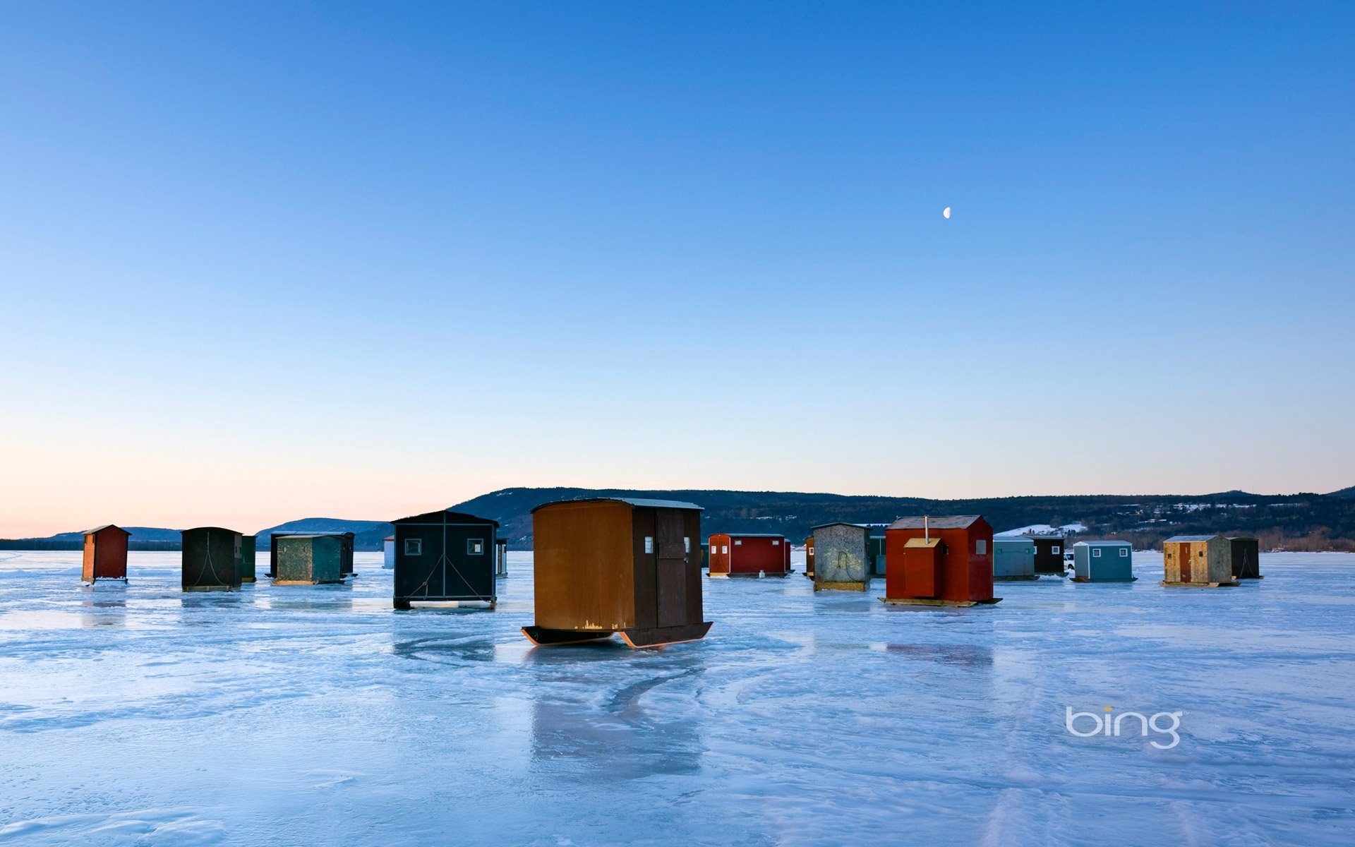 Fishing fish sport water fishes lake winter ice house for Mn ice fishing regulations
