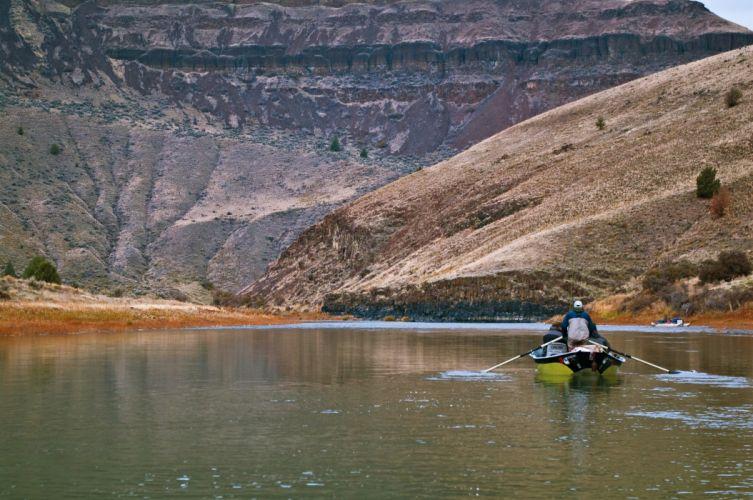 FISHING fish sport water fishes boat river desert mountain wallpaper