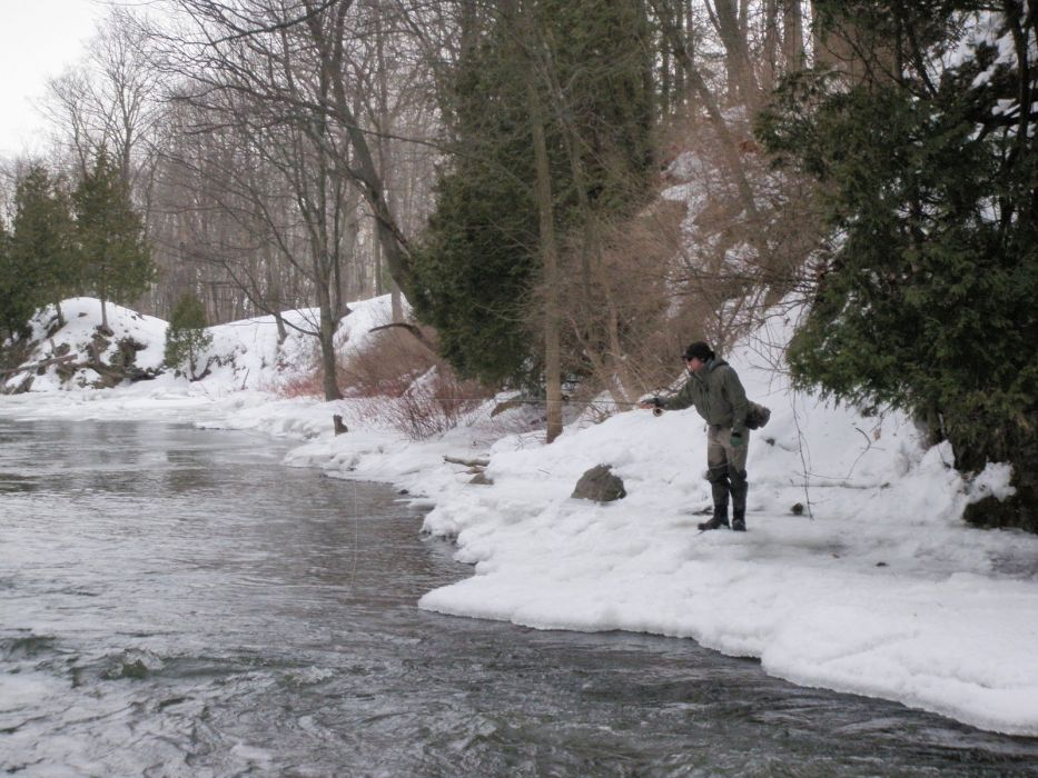 FISHING fish sport water fishes winter river wallpaper