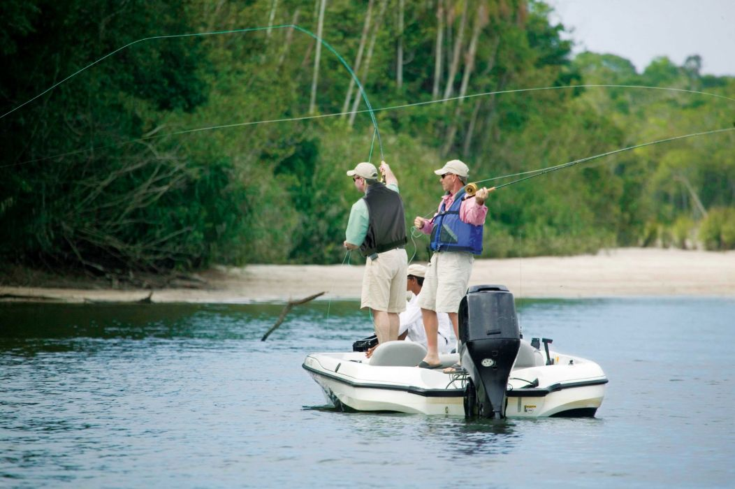 FISHING fish sport water fishes boat river wallpaper