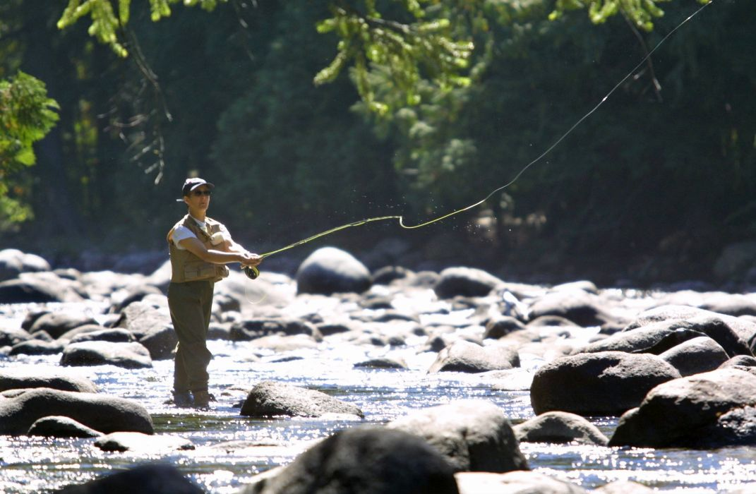 FISHING fish sport water fishes river wallpaper