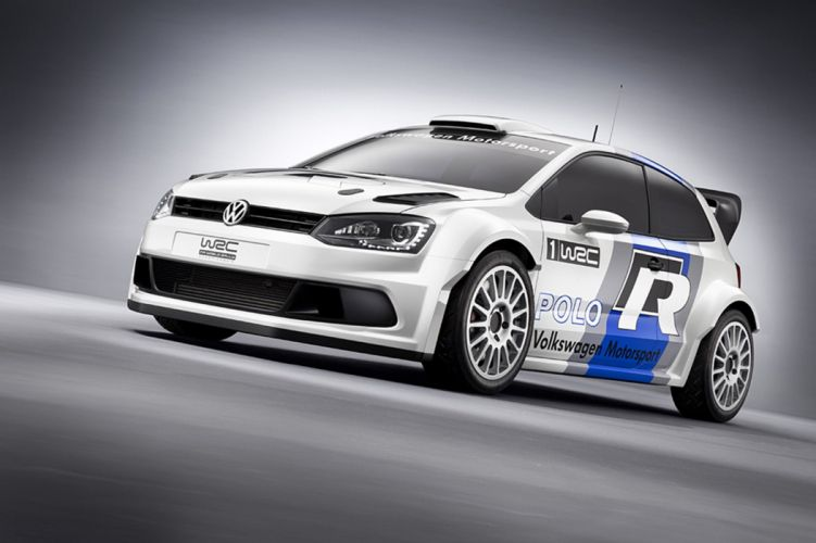 2012 Volkswagen PoloRWRC1 2667x1776 wallpaper