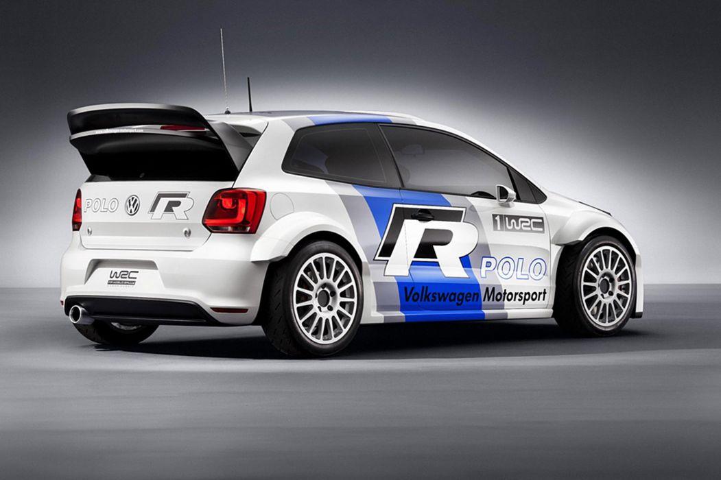 2012 Volkswagen PoloRWRC3 2667x1776 wallpaper