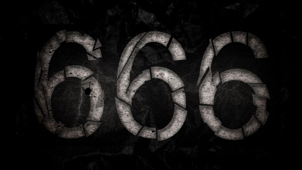 Occult Satan Satanic 666 Evil Wallpaper 1920x1080 324577