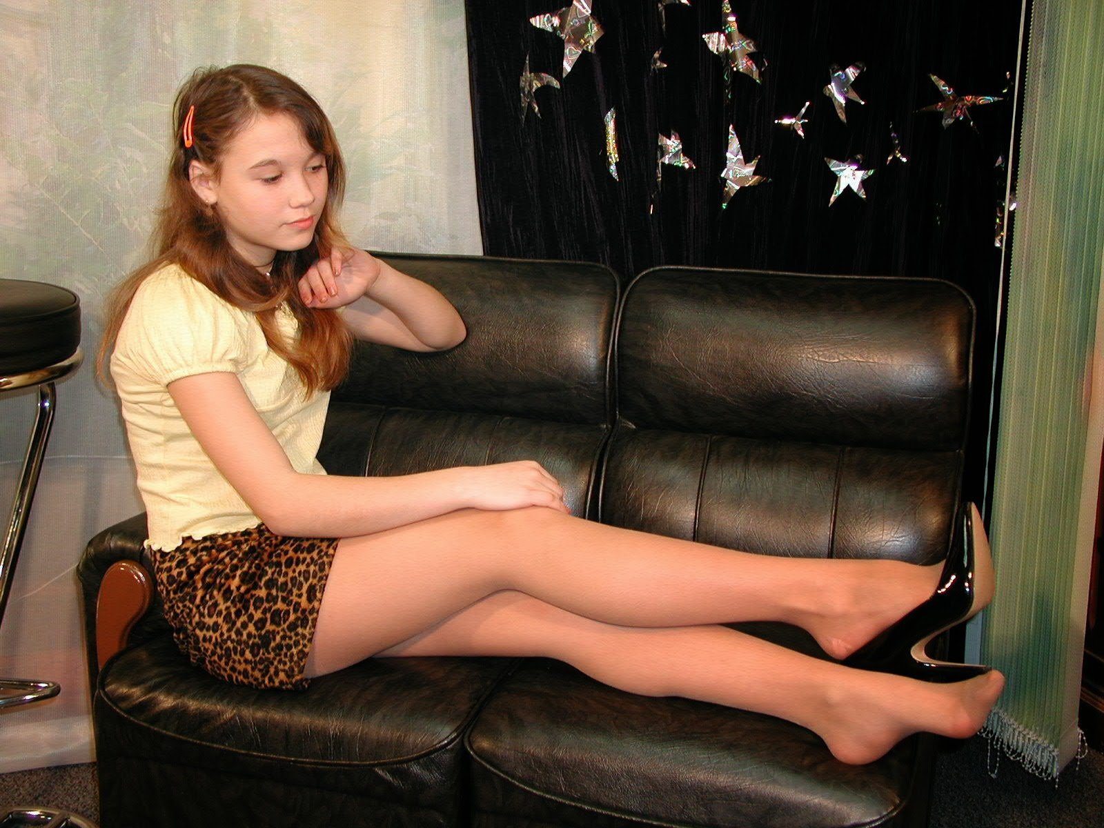 Beautiful Hot Pantyhose Legs - Black Lesbiens Fucking