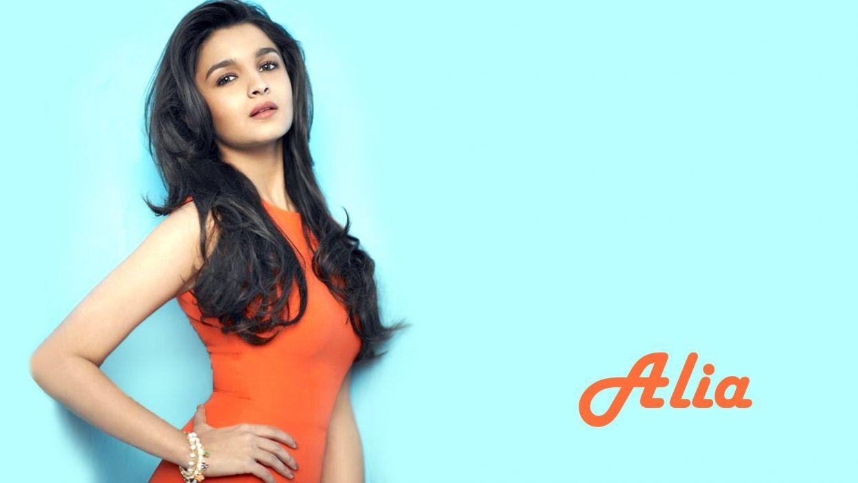 Alia Bhatt Bold Beautiful television soap sexy babe actress wallpaper