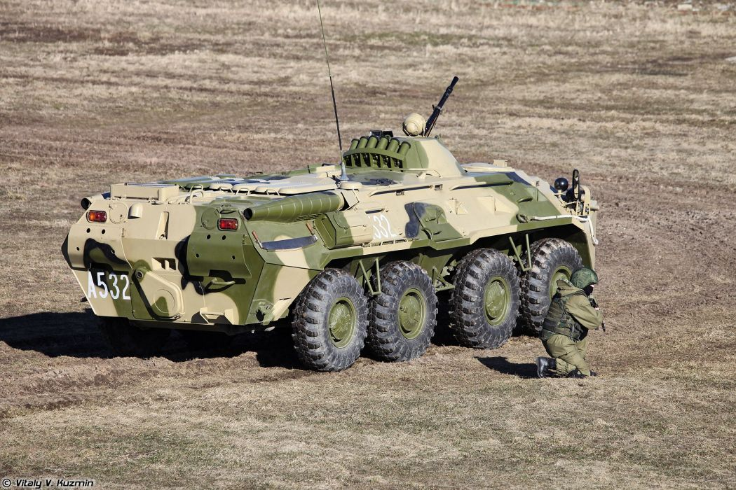 BTR-80 armored car 33rd Special Purpose unit Peresvet russian police troops special wallpaper