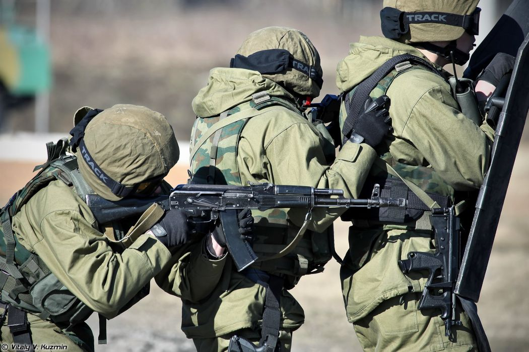 33rd Special Purpose unit Peresvet russian police troops special wallpaper