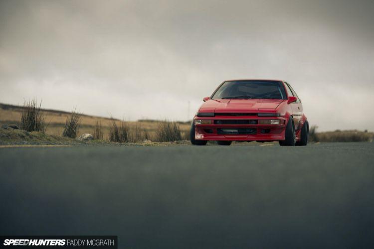 Toyota FurioTeam-Disco-AE86-PMcG-1N wallpaper