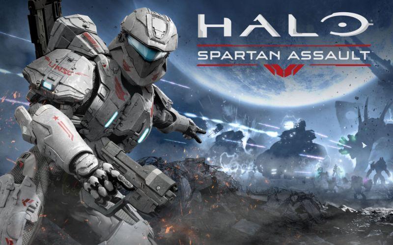 halo spartan assault game-wide wallpaper