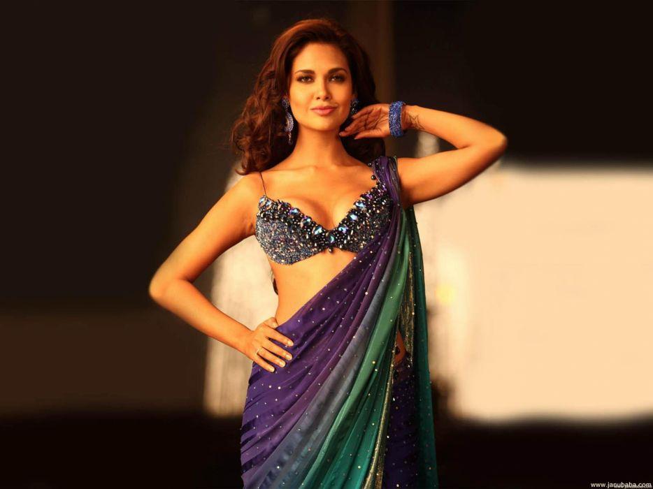 ESHA GUPTA indian actress bollywood model babe   eh wallpaper