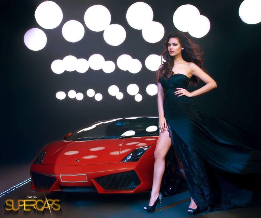 ESHA GUPTA indian actress bollywood model babe ru wallpaper