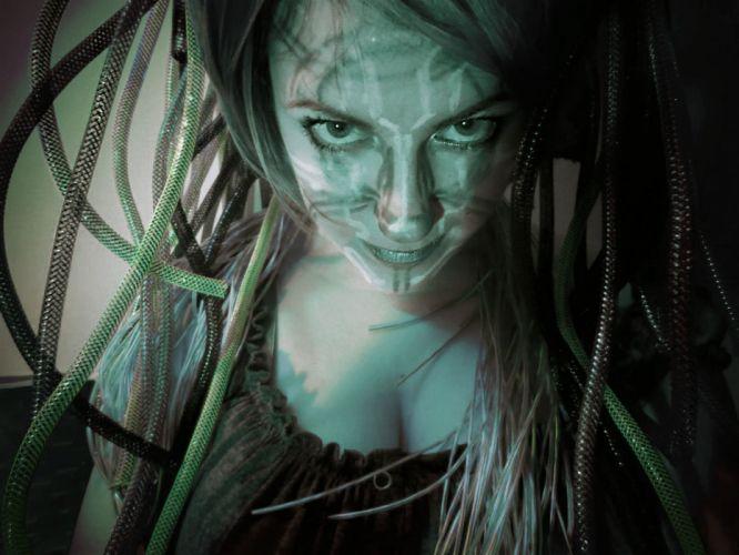 cyberpunk fetish cosplay robot cyborg f wallpaper