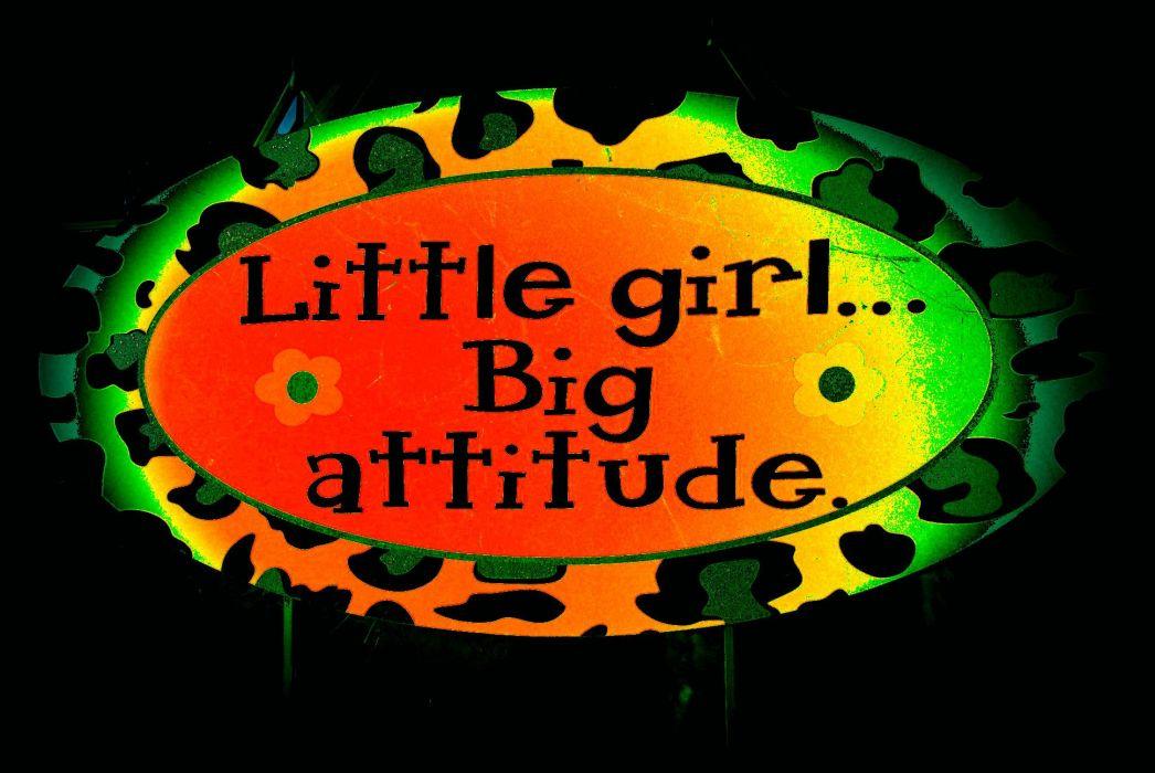 fetish poster attitude girl mood wallpaper