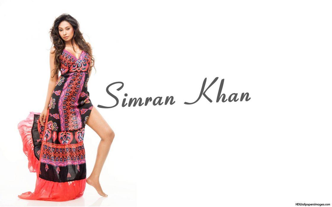 SIMRAN KHAN BOLLYWOOD indian bollywood actress babe sexy (5) wallpaper