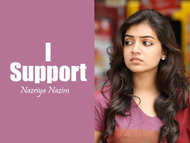 NAZRIYA NAZIM Indian actress bollywood babe model (6) wallpaper