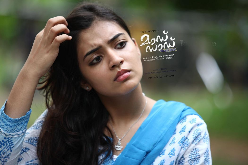 NAZRIYA NAZIM Indian actress bollywood babe model (21) wallpaper