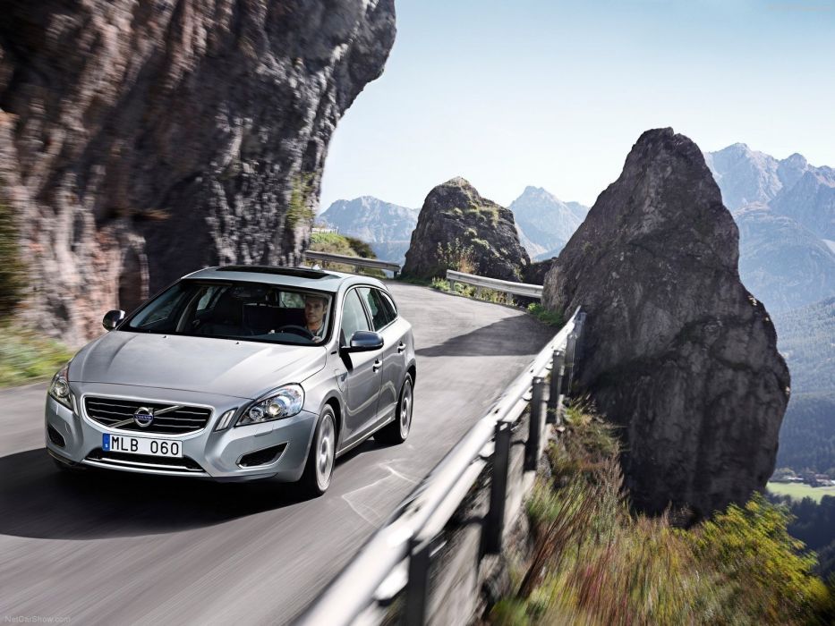 cars Volvo Hybrid vehicles wallpaper
