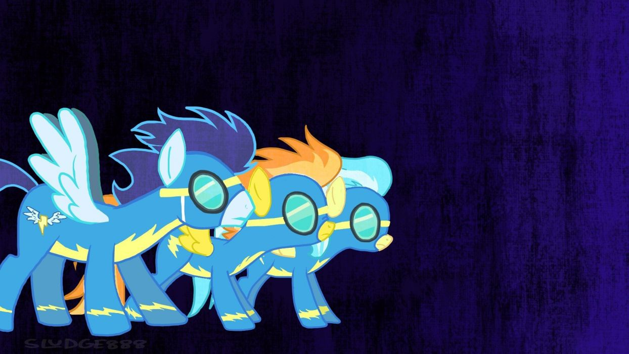 cartoons ponies My Little Pony: Friendship is Magic Soarin wonderbolts Spitfire wallpaper