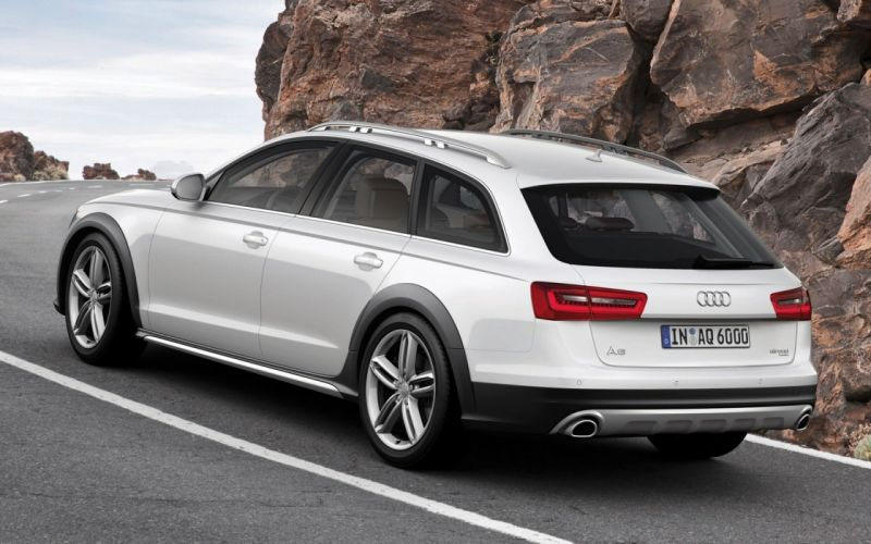 Audi Audi Allroad wallpaper