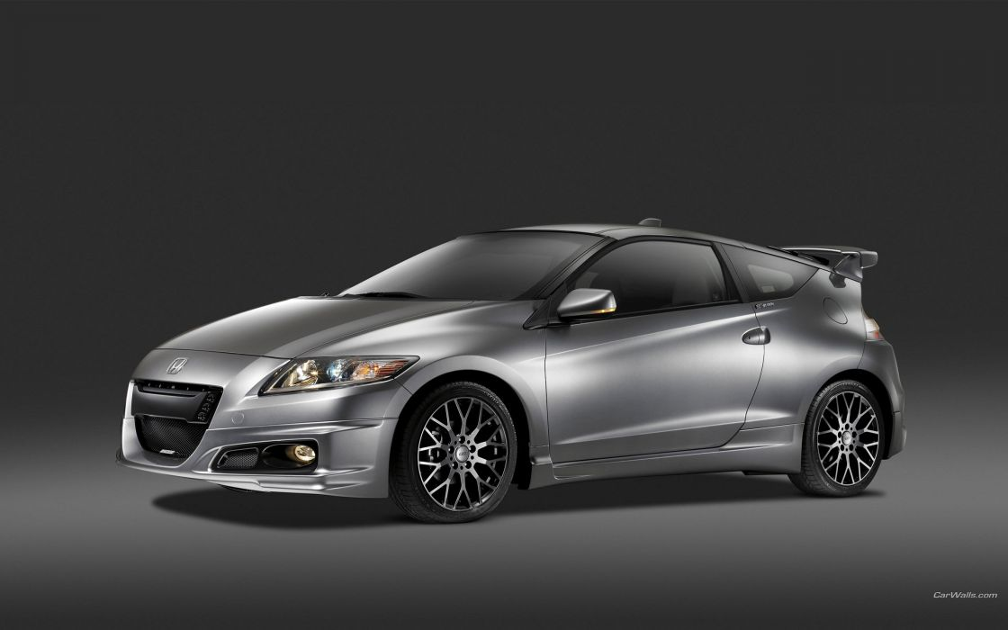 cars Mugen Honda CR-Z wallpaper