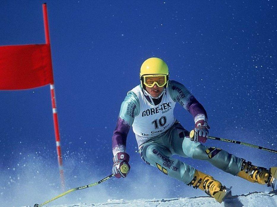 winter sports wallpaper