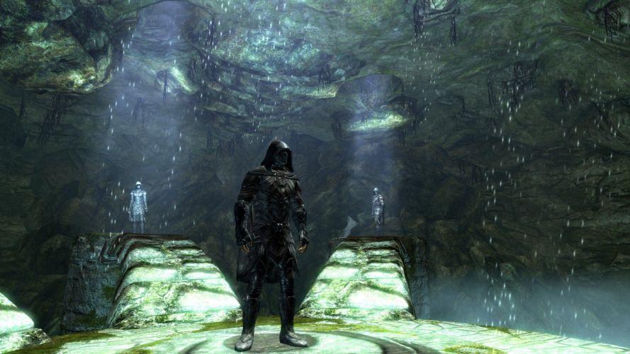 The Elder Scrolls The Elder Scrolls V: Skyrim wallpaper