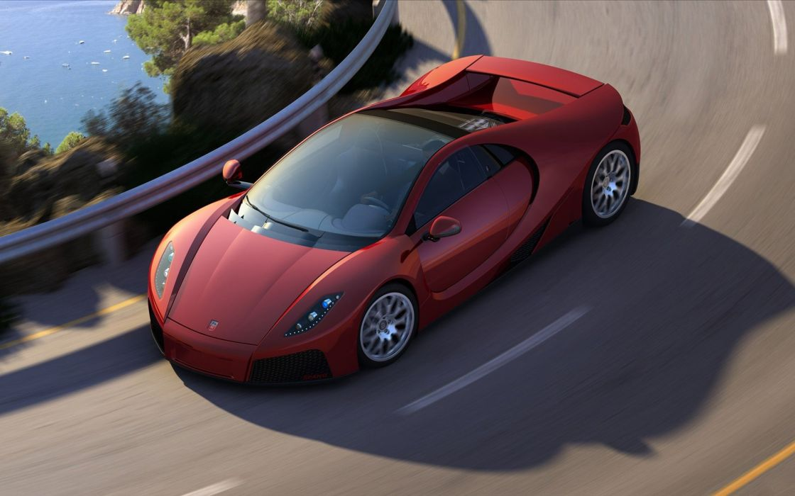 cars GTA Spano wallpaper