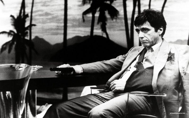 movies Scarface Al Pacino wallpaper